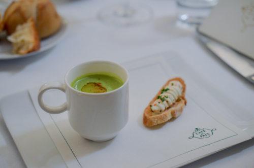 Déjeuner au Café de la Paix – 100% Cheese