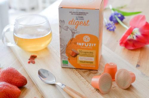 #Concours - facilitez votre digestion en 20 secondes seulement grâce à Infuzit !