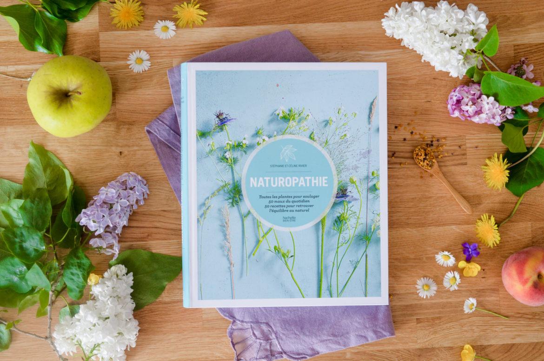Livre Naturopathie Stephanie Celine Rivier (1 Sur 4)