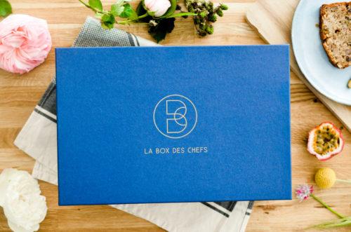 La box des chefs: idée cadeau fête des mères!