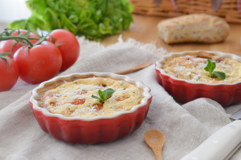 Clafoutis Tomates (5 Sur 8)