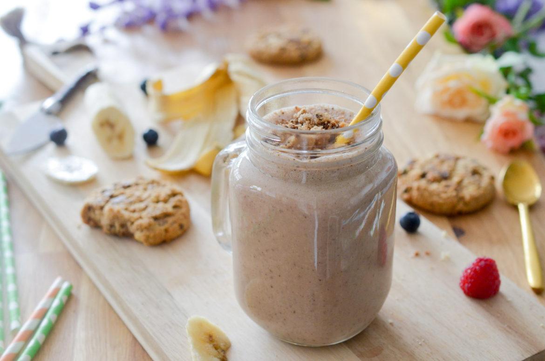 Milkshake Cookie Banane (1 Sur 10)