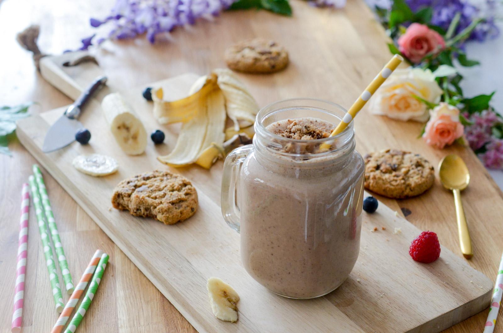 Milkshake Cookie Banane