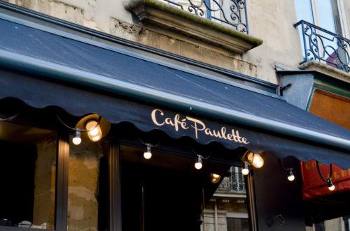 Pause détente au Café Paulette