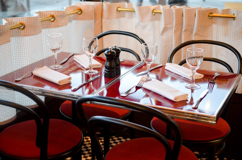 Restaurant Rotisserie Tour Argent Paris (1 Sur 17)