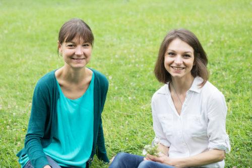 Je vous présente Stéphanie, ma soeur naturopathe et bien plus !