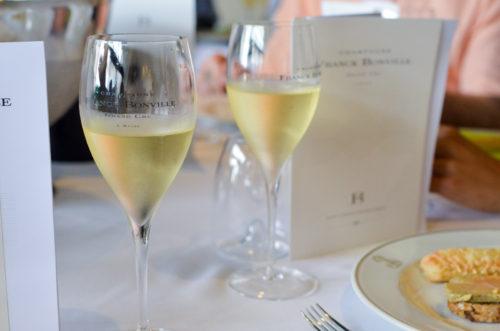 Balade en champagne à la découverte de Franck Bonville