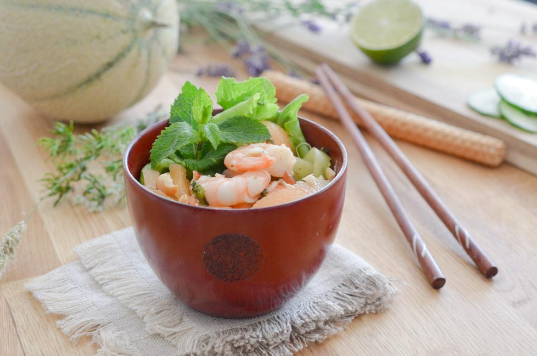 Salade Melon Thai (6 Sur 6)