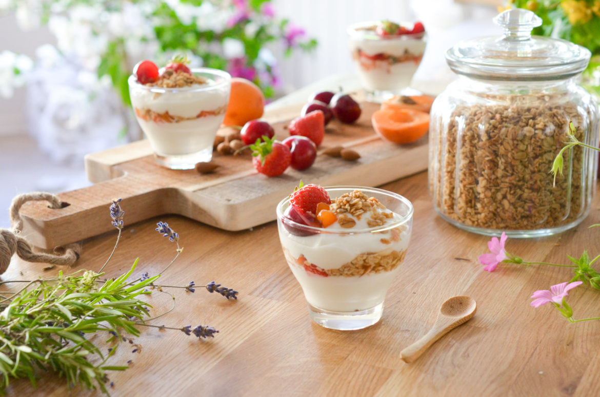 Verrine Granola Fruits Leclerc (7 Sur 11)