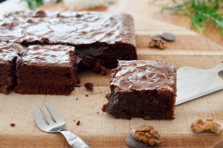Brownies Chocolat Creme Marrons 16