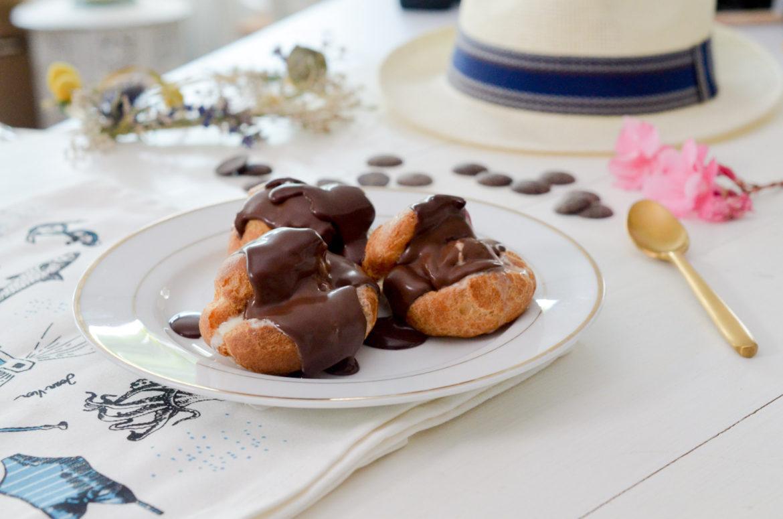 Profiteroles Glace Chocolat (8 Sur 16)