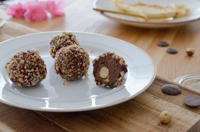 Rochers Chocolat Noisettes White (5 Sur 13)