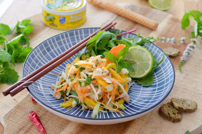 Salade Thai Automne Thon Connetable 13