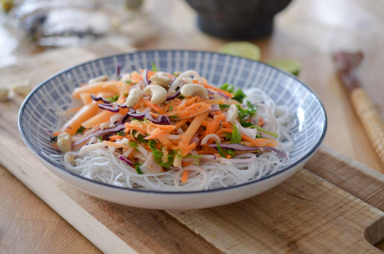 Salade Thai Hiver