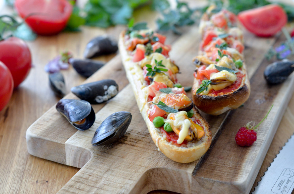 Tartines Moules Tomate 11