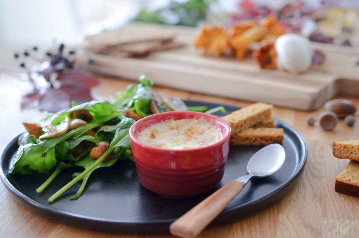 Oeuf Cocotte Pain Epices 3