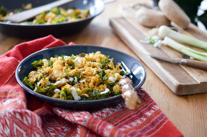 Riz Saute Indienne 2