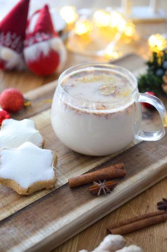 Chaï latte de Noël
