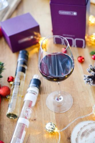 Idée Cadeau de Noël : 6 grands vins au verre pour s'initier à la dégustation avec Flaconwit ®