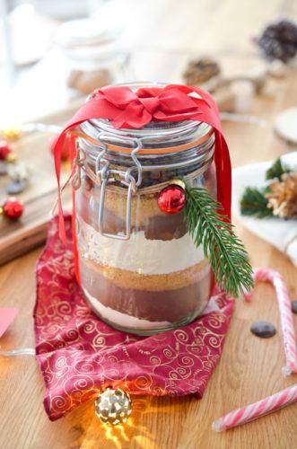 Idée cadeau DIY : le kit à brownie maison