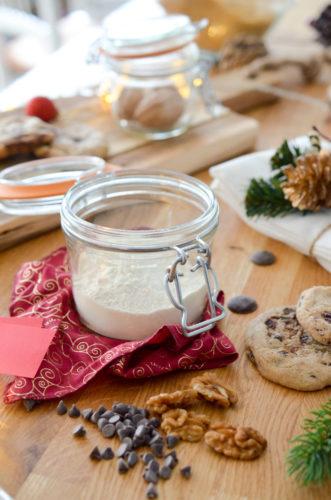 Idée cadeau DIY : le kit à cookies maison