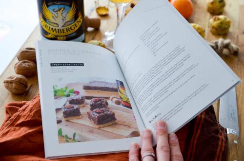 #Concours : Gagnez un livret de recettes accord Mets & Bières avec Grimbergen