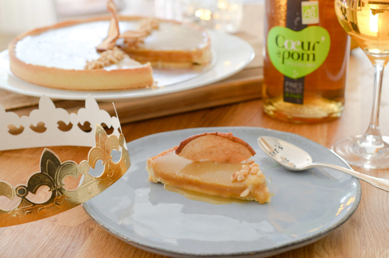 Tarte Caramel Pomme Rois 11