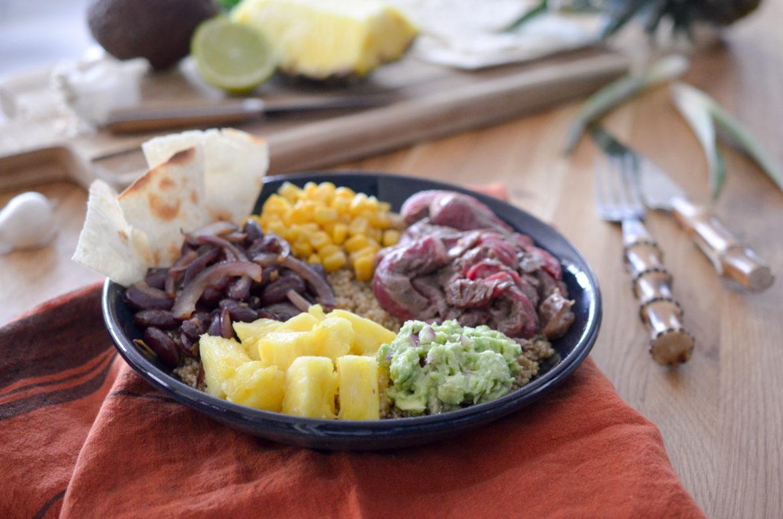 Beef Bowl Quinoa 3