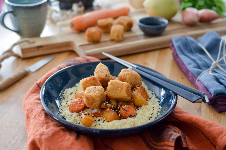 Nuggets Tofu