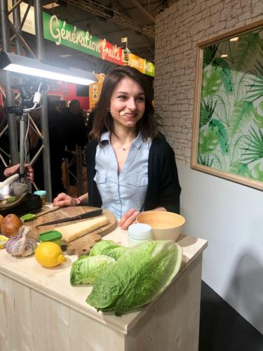 Salon de l'agriculture Pépites de Noisette