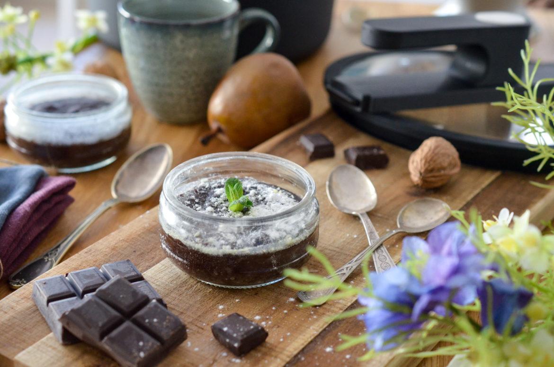 Recette Moelleux Chocolat Vapeur 7