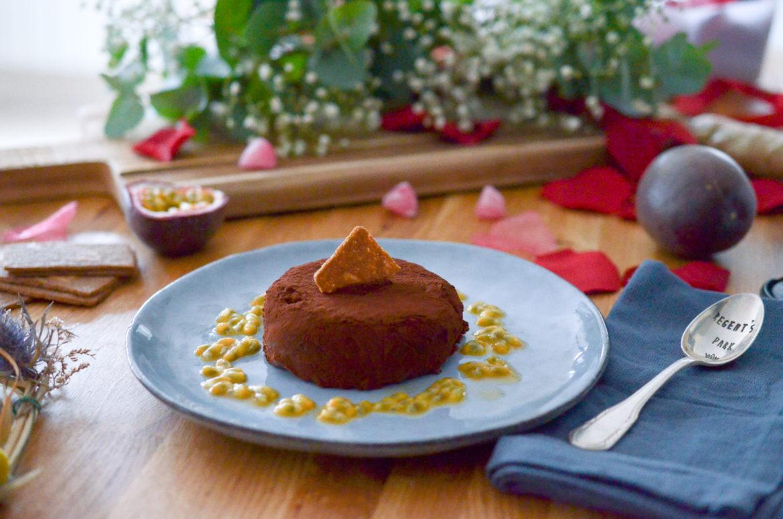 Recette Gateau Truffe Chocolat Saint Valentin