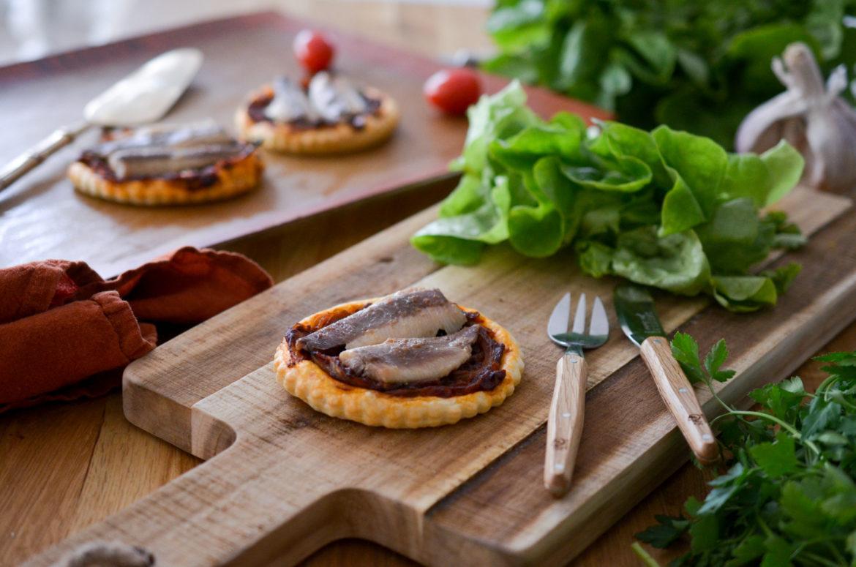 Recette Tarte Fine Tomate Sardines 4