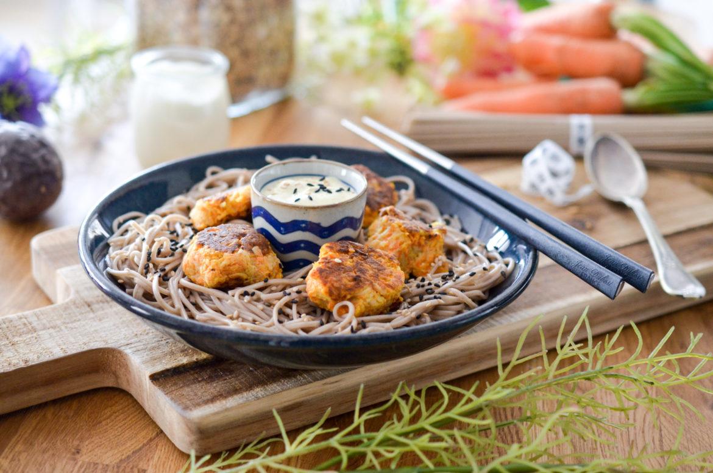 Recette Boulettes Carottes Curry