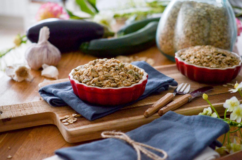 Recette Crumble Legumes Avoine 8