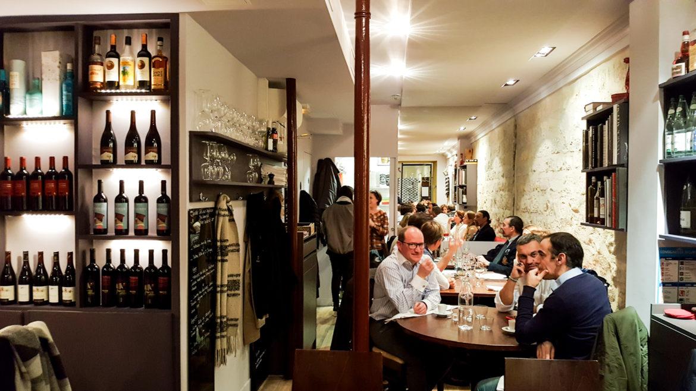 Restaurant Lescient Samsung