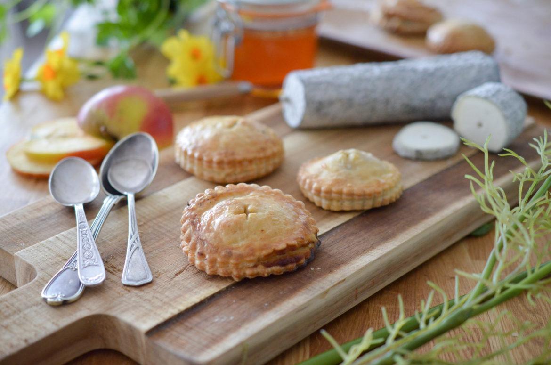 Recette Apple Pie Sainte Maure Touraine