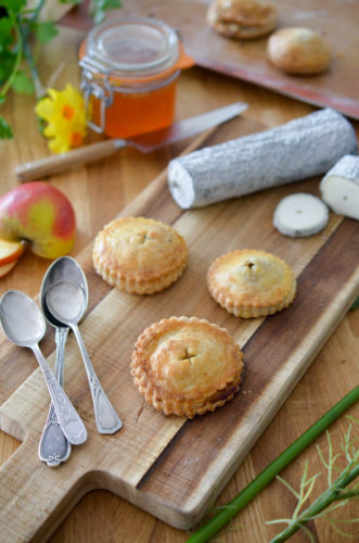 Recette Apple Pie Sainte Maure Touraine 4