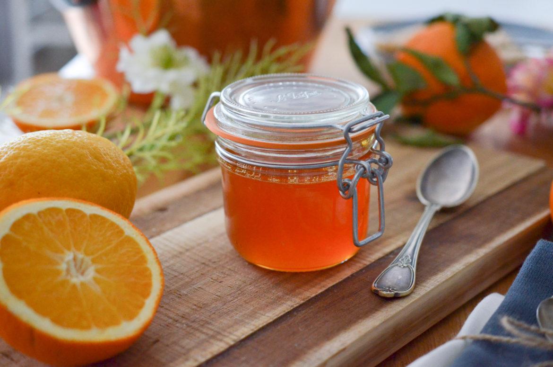 Recette Gelee Orange 3