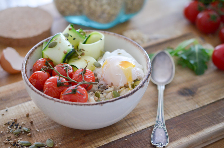 Recette Porridge Sale Courgettes 9