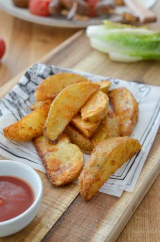 Recette Potatoes Maison 3