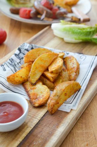 Recette Potatoes Maison 4