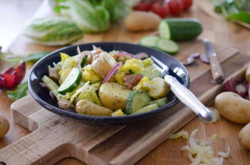 Recette Salade Pommes Terre Maquereaux 5