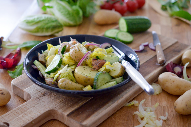 Recette Salade Pommes Terre Maquereaux 6