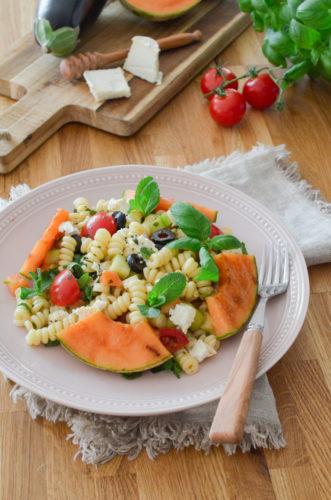 Recette Salade Pates Melon Rutabago 4