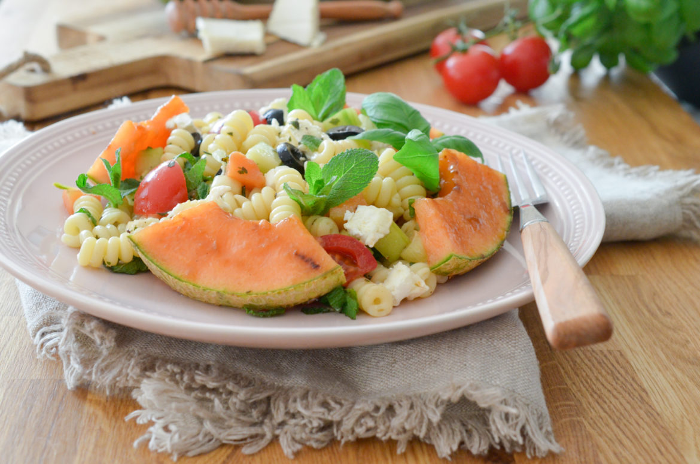 Recette Salade Pates Melon Rutabago 8