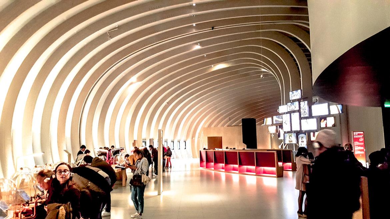 Cite Du Vin Bordeaux 4
