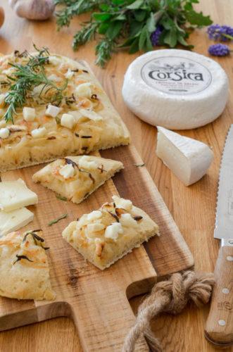 Recette Focaccia Corsica 2 5