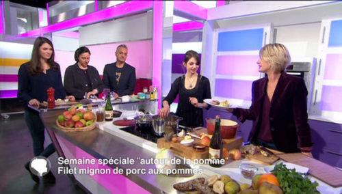 France 2 C Est Au Programme Celine Rivier 1
