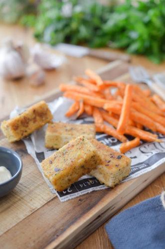 Recette Fish Chips Vegetal 9
